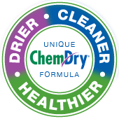 Drier, Cleaner, Healthier Badge