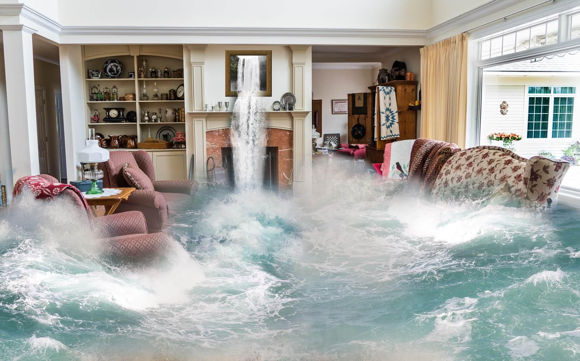 water damage restoration okc